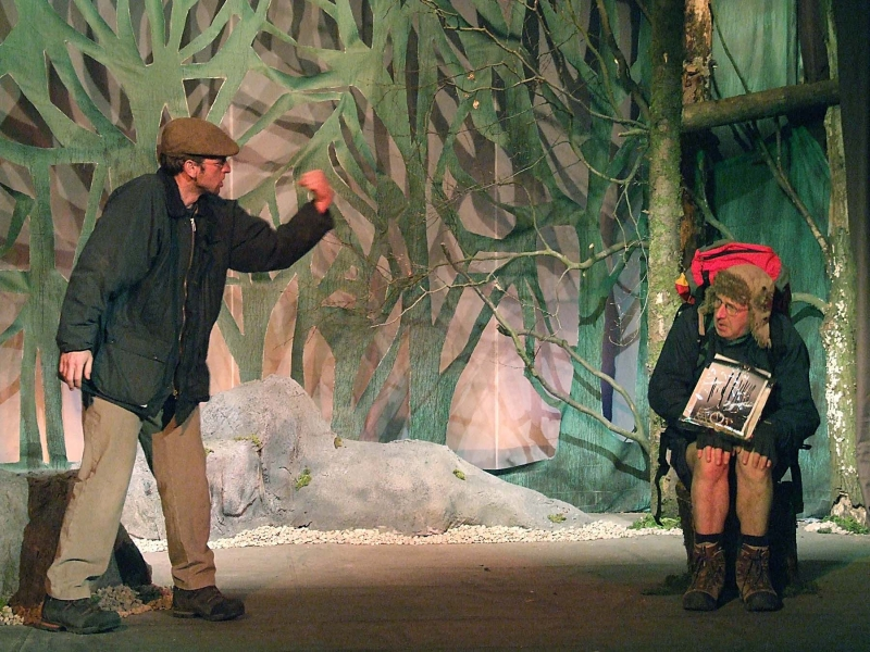 Review Of Neville's Island - A Musical Play